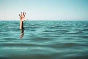 Dood op zee: hartaanval of gewurgd?