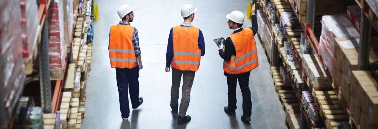 Werkt u in het Veiligste Magazijn van Nederland?