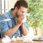 De griepepidemie zit in de negende week