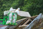Is asbest echt niet gevaarlijk?