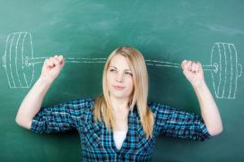 Werkdruk in het onderwijs verminderd