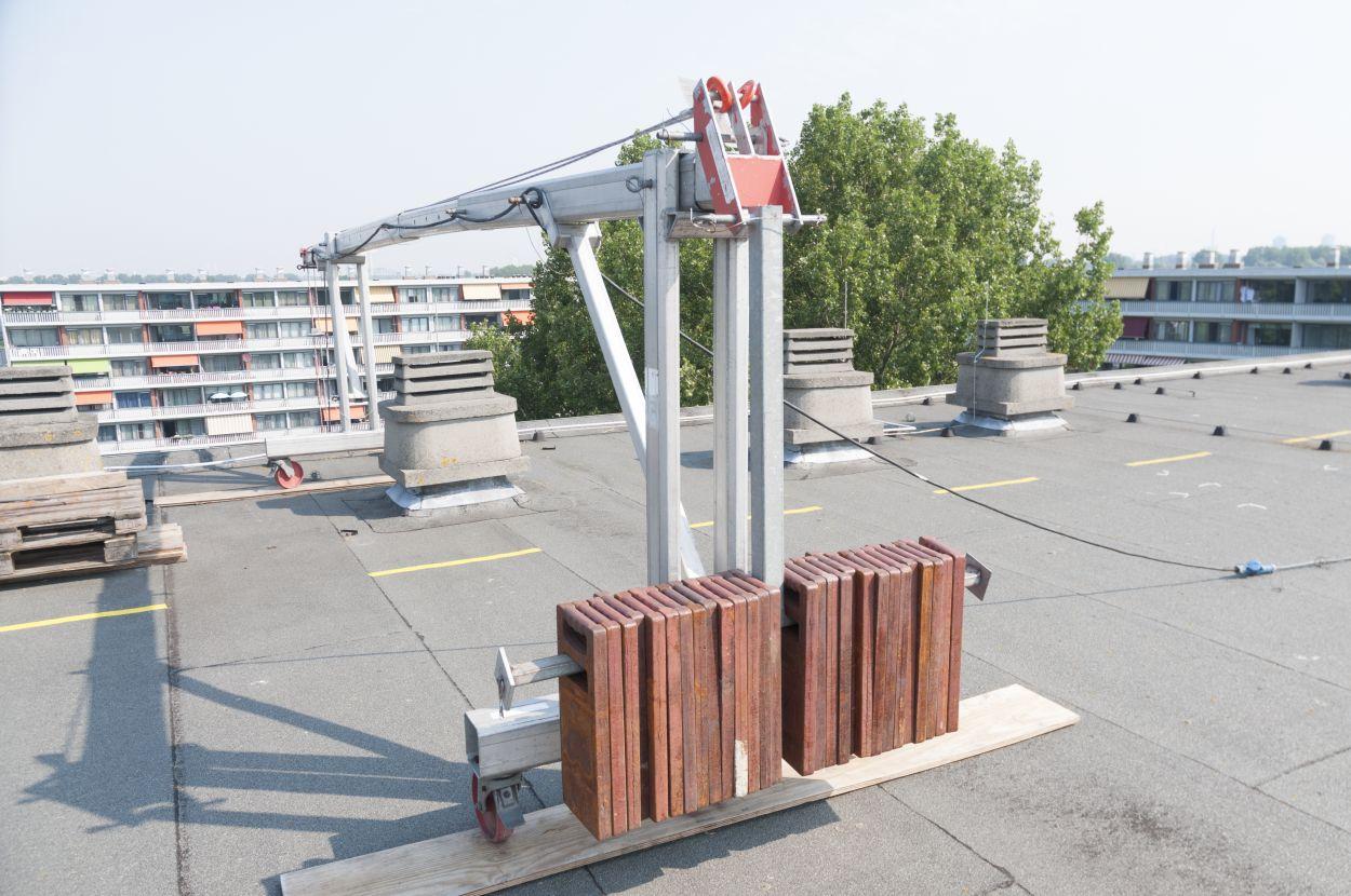 Veilig werken in een hangbruginstallatie, het kán