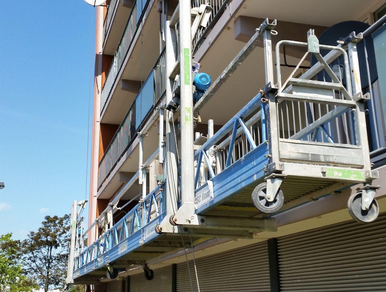 Veilig werken met een hangbruginstallatie, het kan