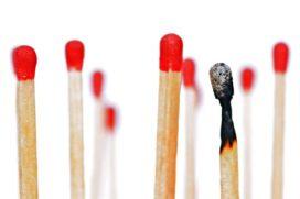 Foutje … burn-out toch geen beroepsziekte