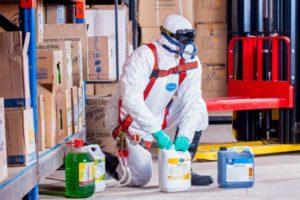 + 4,5 miljoen voor controles op gevaarlijke stoffen
