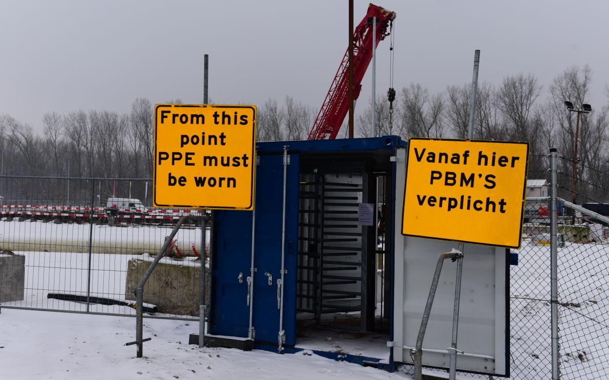 RijnlandRoute als veiligste bouwproject van Nederland