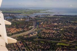 Ultrafijn stof rond Schiphol gezond?