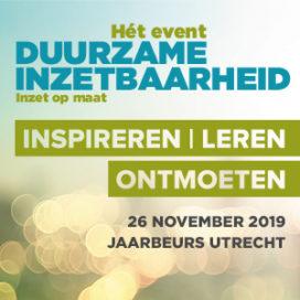 Hét event Duurzame Inzetbaarheid | 26 november 2019