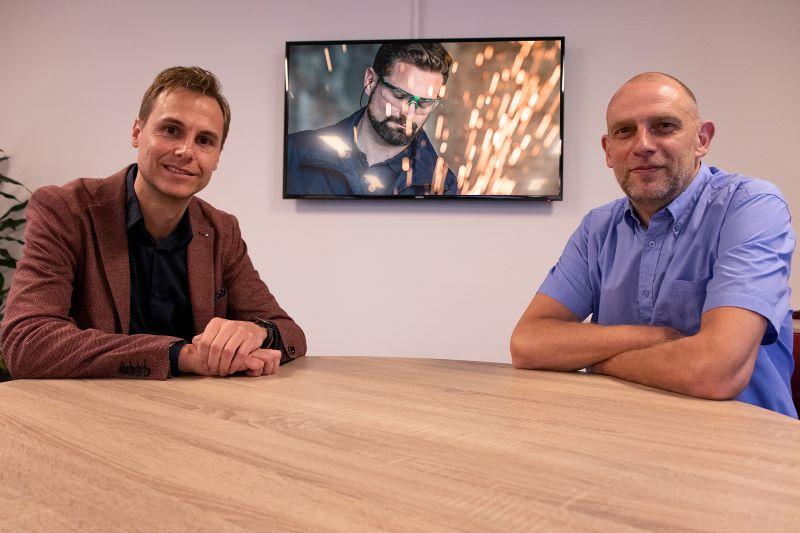 """Erik Kolenbrander en Rien Houwers: """"Werkgevers moeten voorlichting geven over de risico's van lawaai."""""""