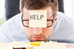 Werkverzuim door stress kost 2,8 miljard