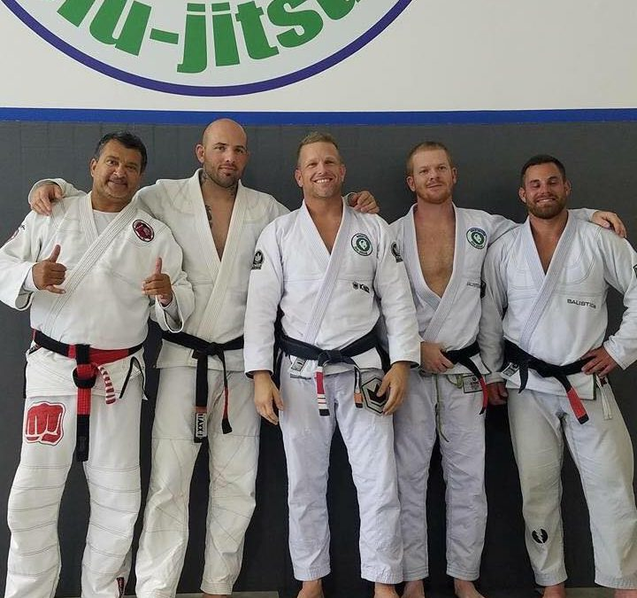 Black Belt Visitor vol. 1 – Andy Acuff 26th of January