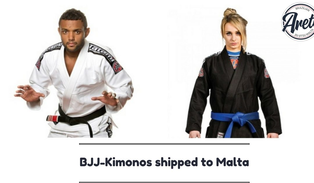 BjjFightGear.Com – BJJ kimonos shipped to Malta and rest of the Europe