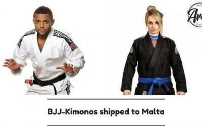 BjjFightGear.Com – BJJ kimonos shipped to Malta and rest of the Europe