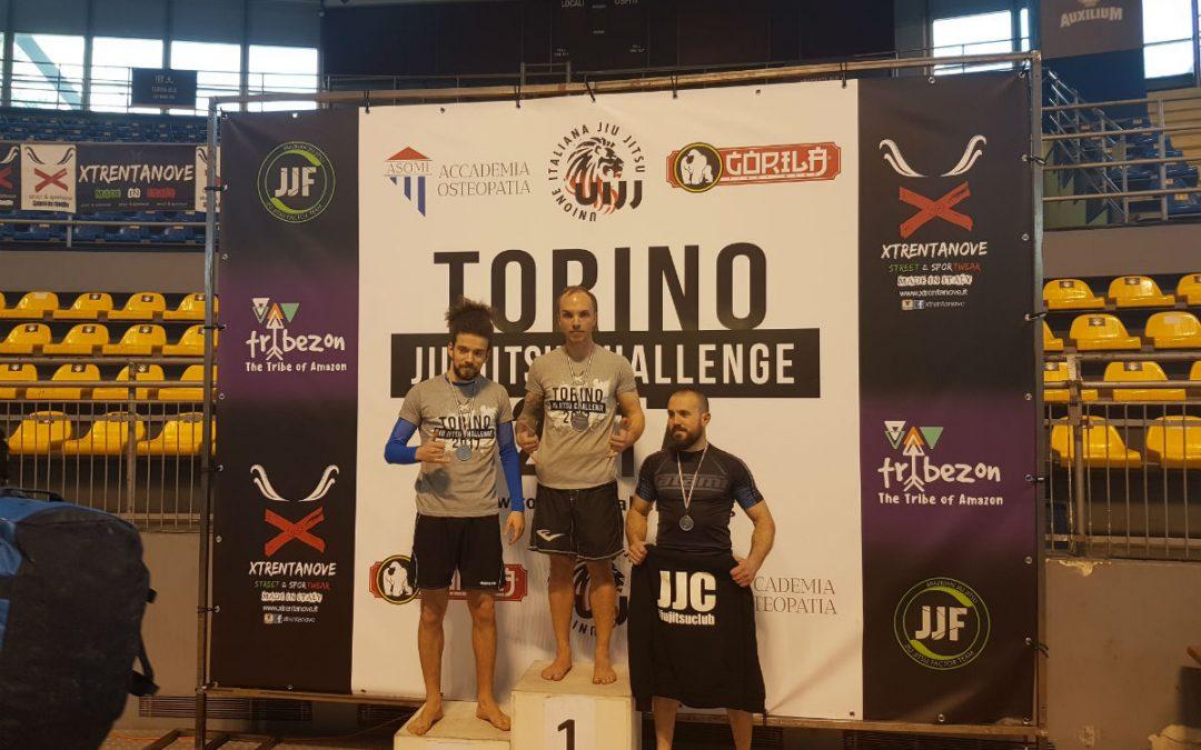 Torino Jiu Jitsu challenge 2017 – Arete BJJ takes gold from NoGi