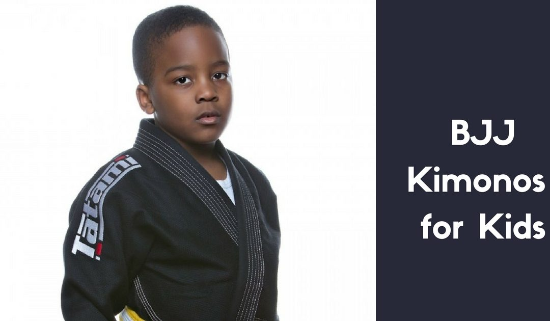 Guide: Brazilian Jiu Jitsu Kimonos for Children – what to consider when buying one.