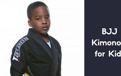 Guide: Brazilian Jiu Jitsu Kimonos for Children – what to consider when buying one.