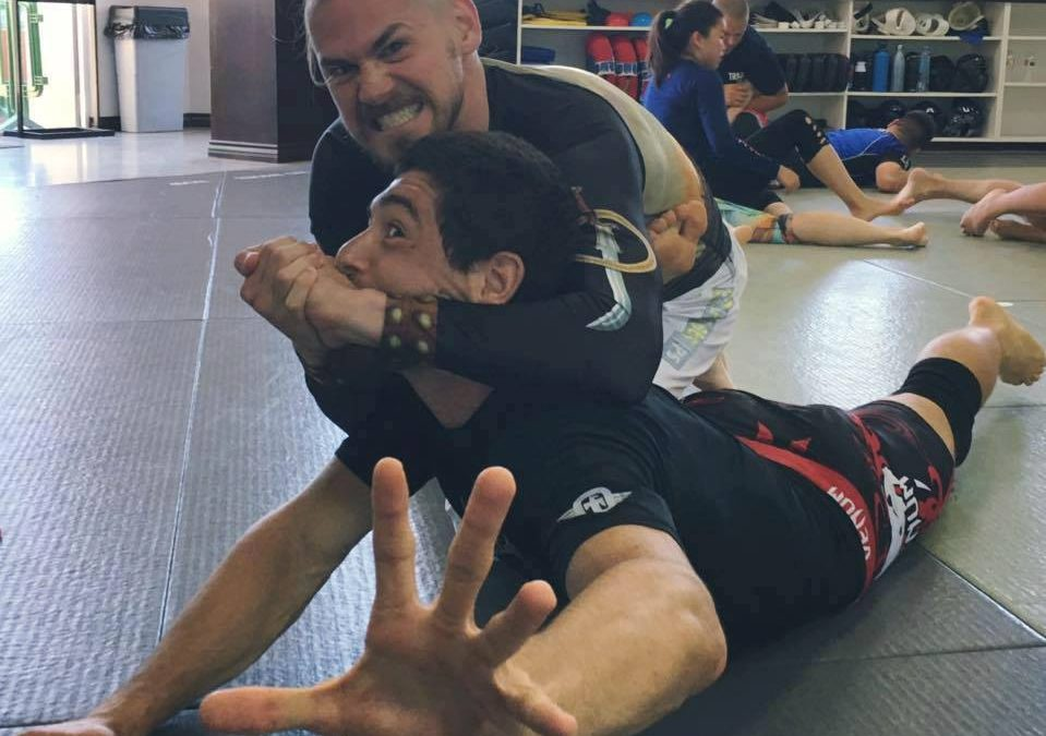 Choke -seminar by AJ Albert, 7th of October