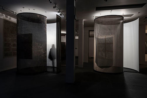 Shifting Lights Exhibition at Beit Beirut