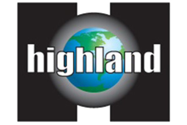 Brand logo highland logo