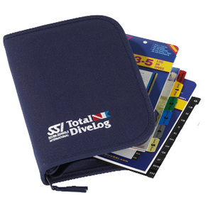 Category sidebar ssi logbook dive log