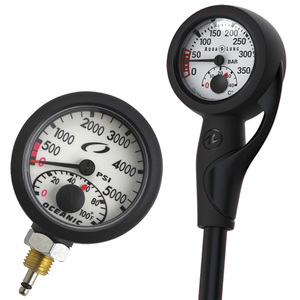 Category sidebar pressure gauges