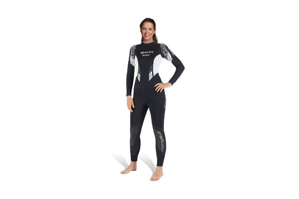Brand logo mares diving wetsuits reef lady