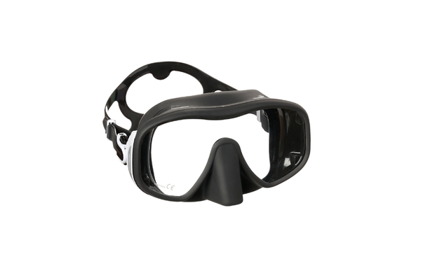 Brand logo mares diving mask jupiter whbk