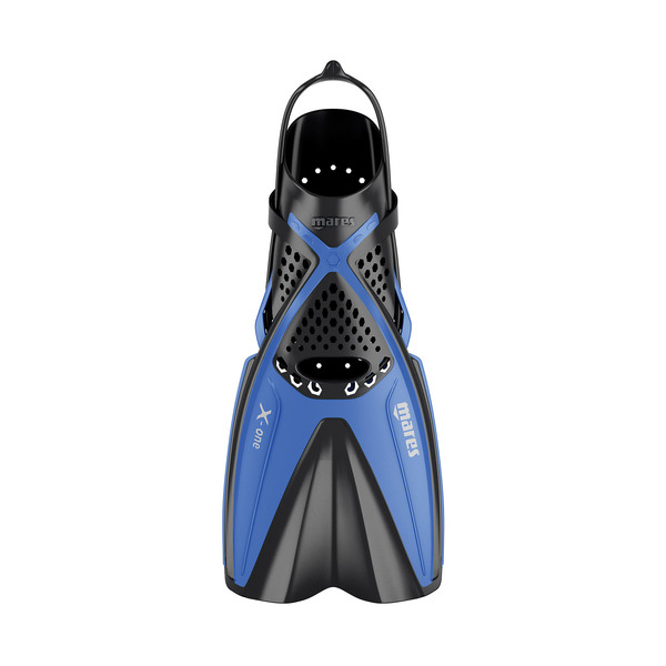 Product mares snorkeling fins xone bl