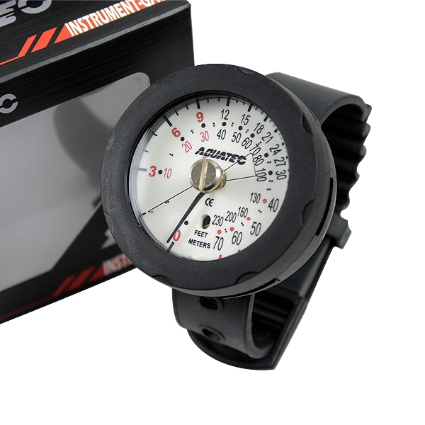 Scuba Depth Gauge Wrist