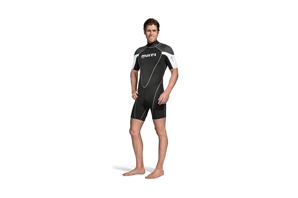 Brand logo thermo guard shorty  1