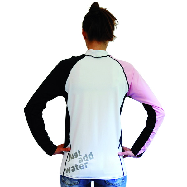 Rash Guard Loose Fit hosszú ujjú