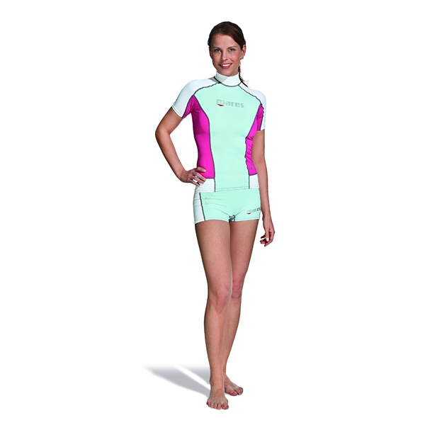 Rash Guard Trilastic Short Sleeve