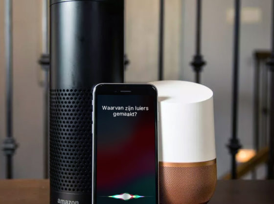 The rise of voice search