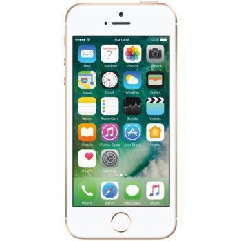 iPhone SE 32gb kulta