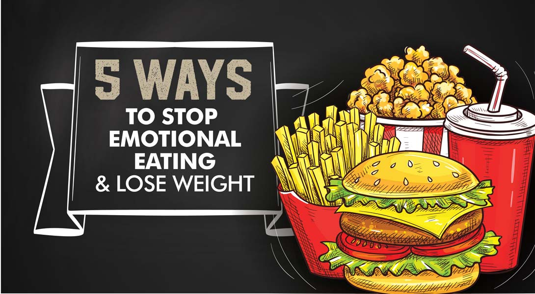 Quickly stop eating weight to lose