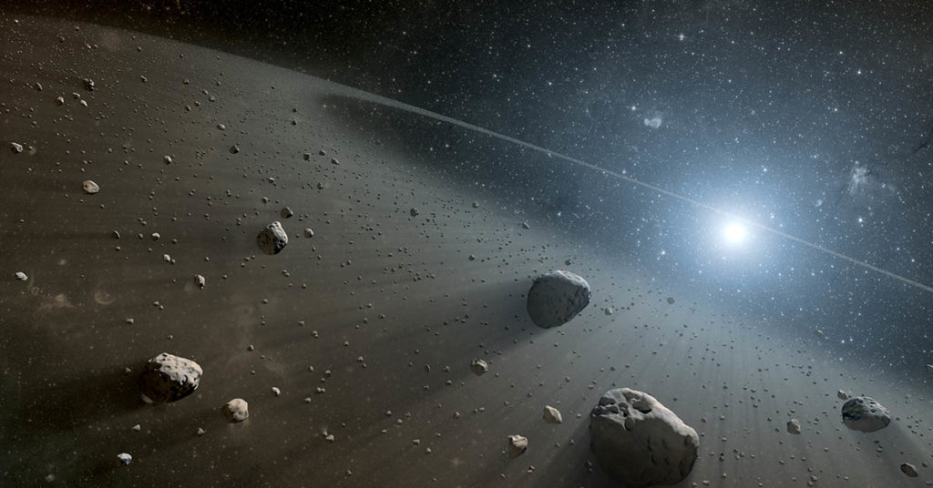 Is it possible to insure against an asteroid impact event?