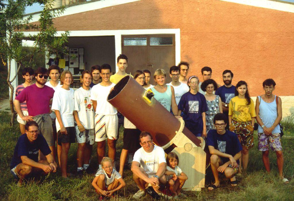 AD Stories: Mario Jurić's Childhood Telescope - Asteroid Day