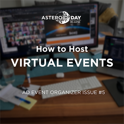 HOW TO HOST VIRTUAL EVENTS