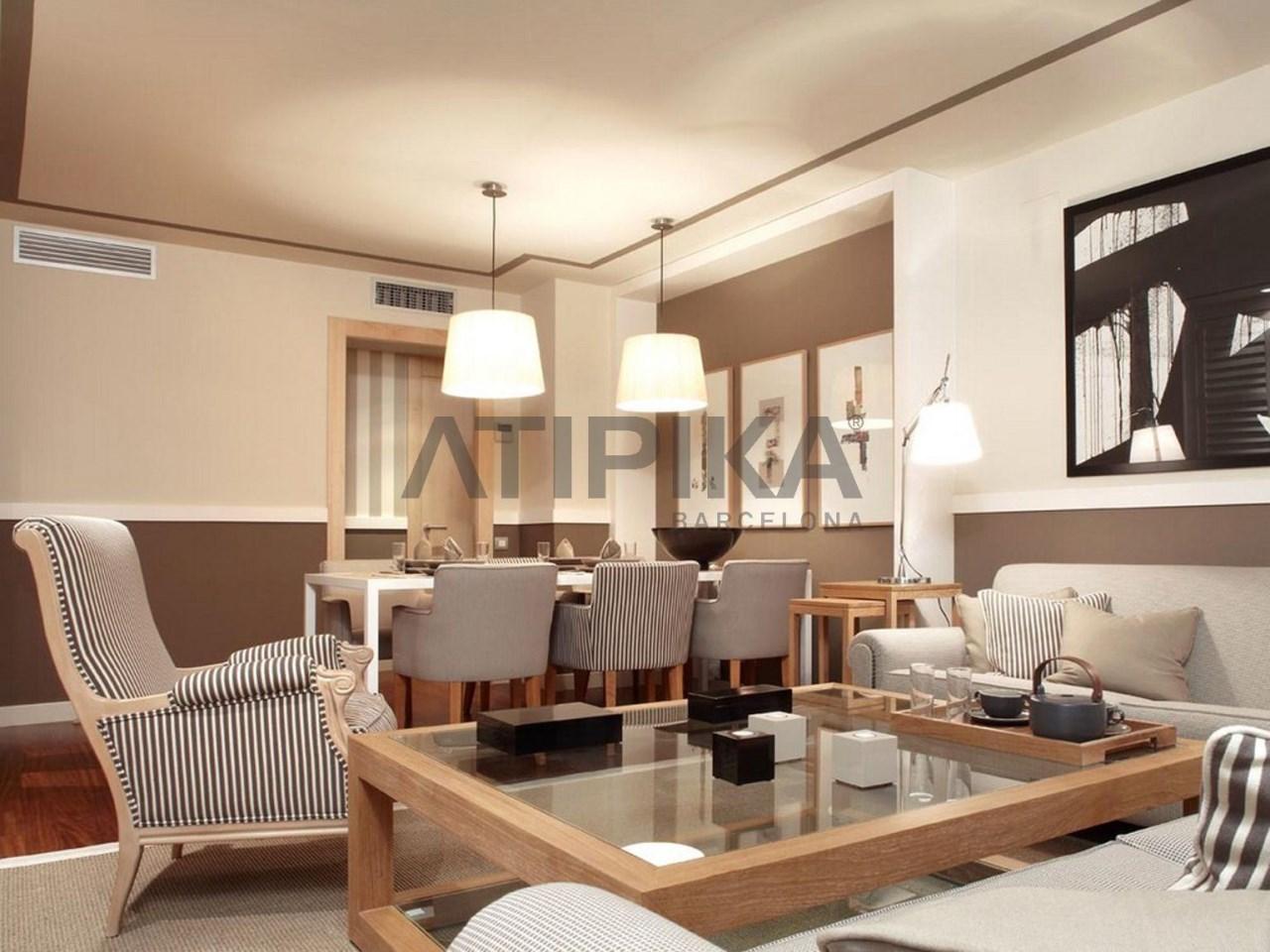 Impecable piso de obra nueva junto al Parque de la Ciutadella