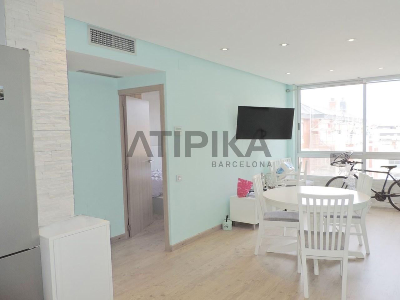 Furnished flat close to 'Parc de la Ciutadella'