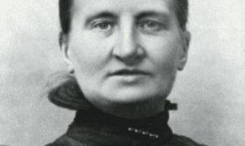 Maria Rutgers-Hoitsema. Bron: wikipedia