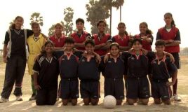 vrouwenvoetbal team Sushma Kamari India