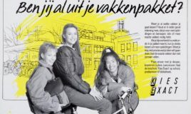 kies exact campagne ministerie ocw 1987