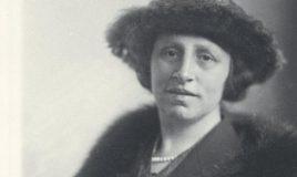 Betsy Bakker portret