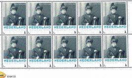 postzegels anna clasina leijer