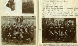 souvenirs du pensionat 1922 tot 1927 collectie IAV Atria