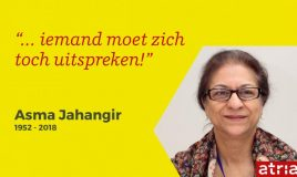 Asma Jahangir unforgettable