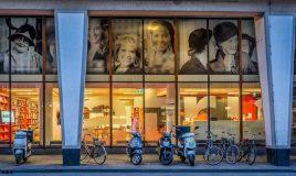 bibliotheek van Atria van buitenaf, Amsterdam