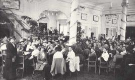 vergdering bond voor vrouwenkiesrecht in 1916