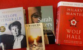 een paar boeken van schrijfsters uit de collectie van atria